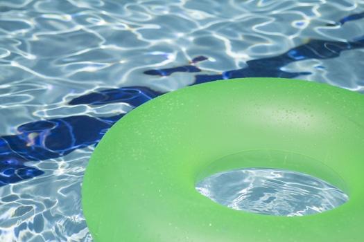 pool raft